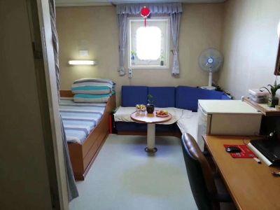 船上宿舍单人单间